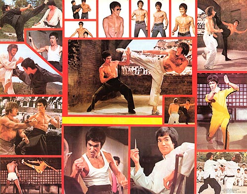 bruce-lee-poster-montage